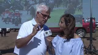 Srrano Abella en Marcha a Arbolito