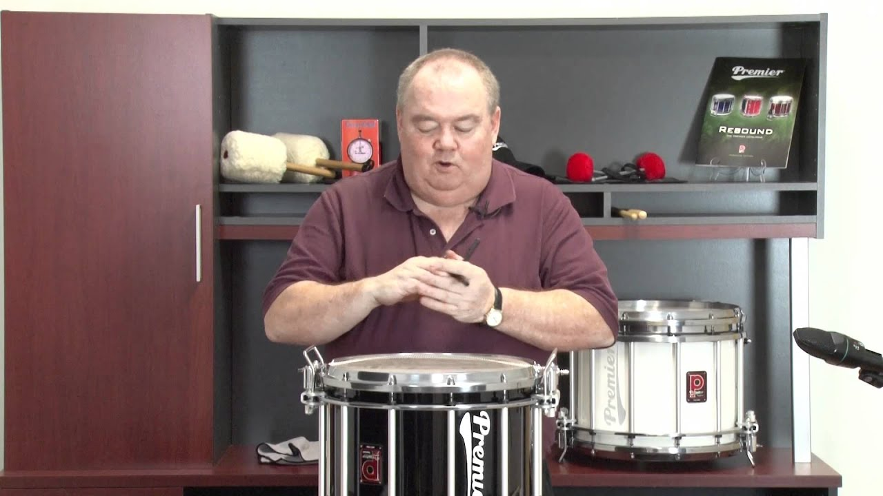 replacing drum heads part 2 tuning your snare drum youtube. Black Bedroom Furniture Sets. Home Design Ideas