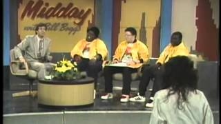Fat Boys - Rap Group Interview with Bill Boggs