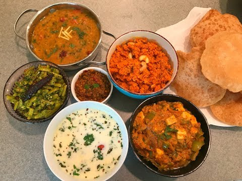 veg-lunch-menu-recipes-indian-veg-lunch-menu-ideas-special-veg-thali-indian-special-veg-thali