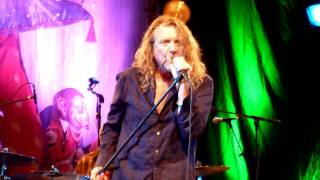 Robert Plant - Band of Joy - Harms Swift Way - Live - London Forum - 2nd September 2010