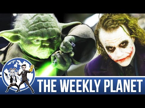 Crazy Fan Theories - The Weekly Planet Podcast