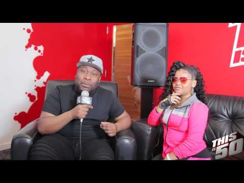 Nia Kay on Touring With Jermaine Durpi ; The Rap Game Show ; Spits Freestyle