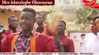 Download Ayo Ajewole Woli Agba Comedy - Abah! Gbam! - Woli Agba Skit
