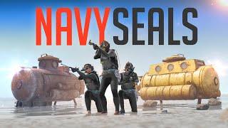 Rust but we're Autİstic Navy Seals