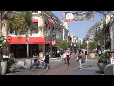 Los Angeles – an urban wonderland in California