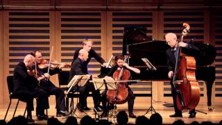 "Schubert Ensemble: Schubert ""Trout"" Quintet, 4th Movement."