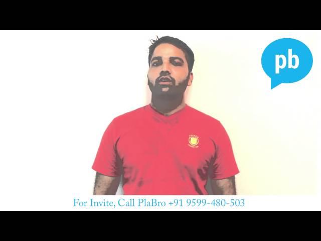 Shankey Gupta Plabro Testimonial - YouTube