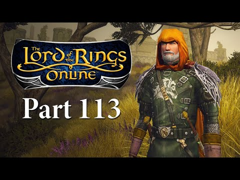 Lord of the Rings Online Gameplay Part 113 – The Twisted Heart – LOTRO Let's Play Series