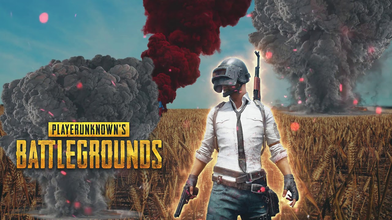 Playerunknown S Battlegrounds Animated Bombenzone Background Free