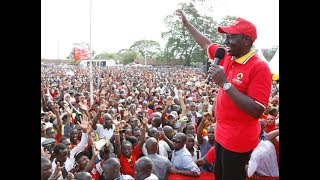William Ruto tells NASA to wait for 2022 if they are not ready for elections