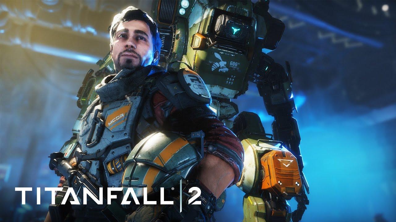 Resultado de imagem para Titanfall 2