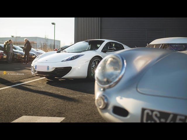 RASSEMBLEMENT SUPERCARS A TOURS (599GTB, MP412C,  F430 ...)