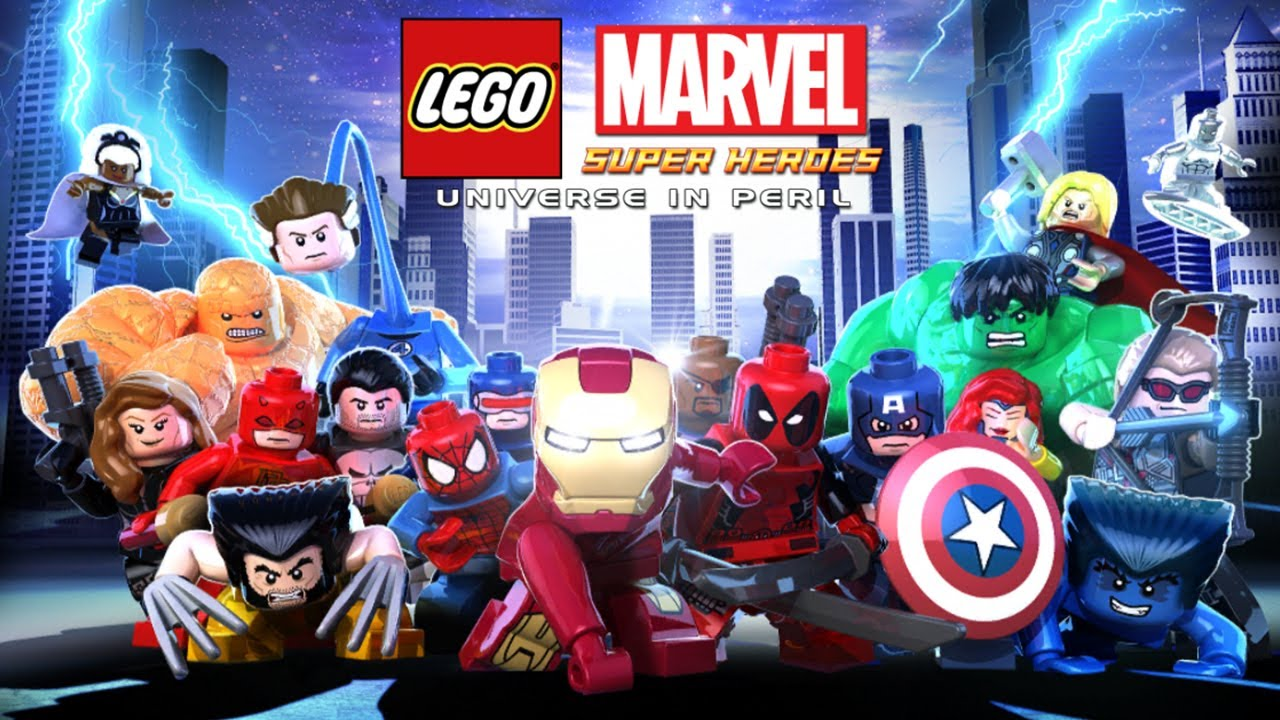 Download Lego Marvel Super Heroes Universe In Peril For Iphone For Free Iphone Mob Org