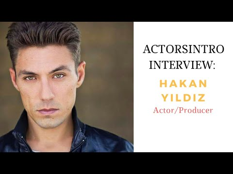 Interview with Actor Hakan Yildiz