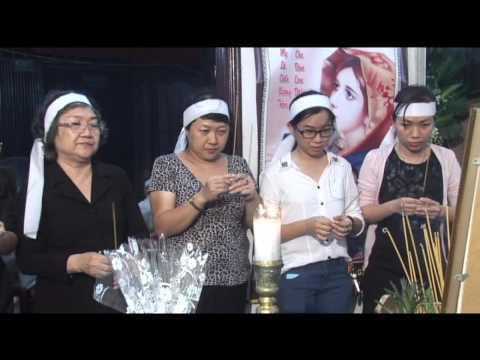 Lễ tang cụ Bà Maria Vũ Thị Soi phần 2