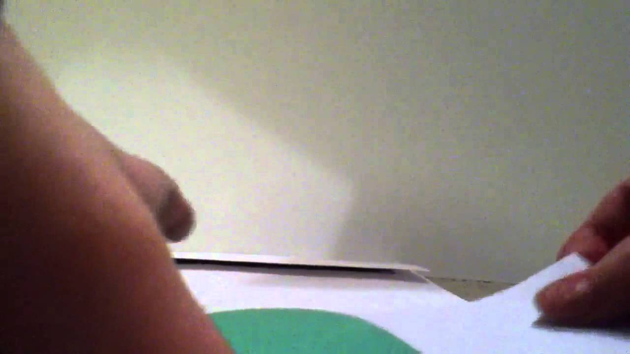 How To Conceal Cash Through Mail - YouTube
