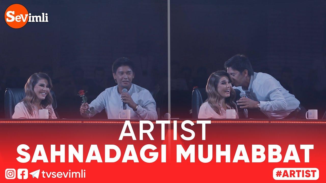 ARTIST 5-SON SAHNADAGI MUHABBAT