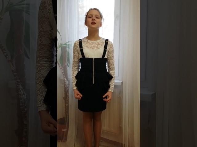Изображение предпросмотра прочтения – АлександраАнтропянская читает произведение «Я счастлив» В.В.Маяковского