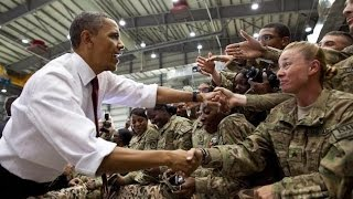 Tanking: Commander in Chief Obama