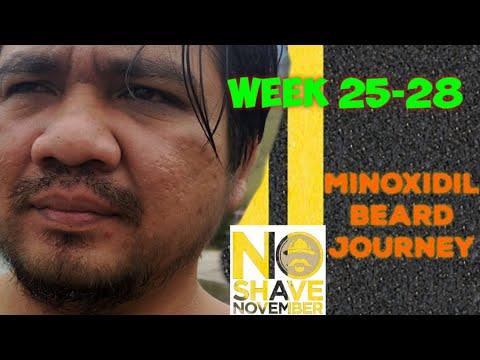 cara-menumbuhkan-brewok-/-jambang-dengan-minoxidil,-minggu-25-28,-rogaine-foam- -no-shave-november