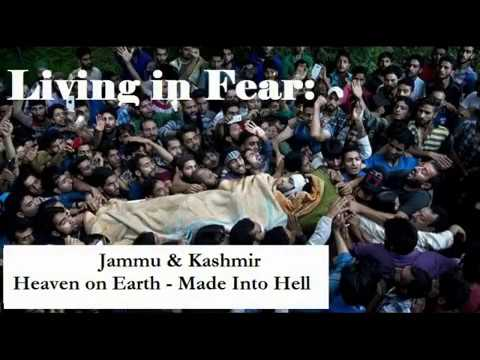 Living In Fear:  Jammu & Kashmir - Heaven on Earth - Made Into Hell (1947 - 1987)