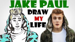 Draw My Life : Jake Paul