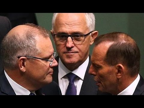 Liberal Party Leadership Challenge (14-09-2015), Part 1