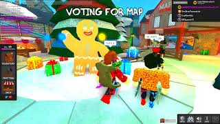 Roblox mmx with my friends