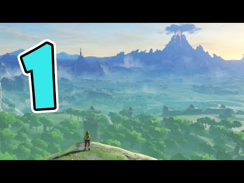The Legend of Zelda: Breath of the Wild (1) ~ The Plateau