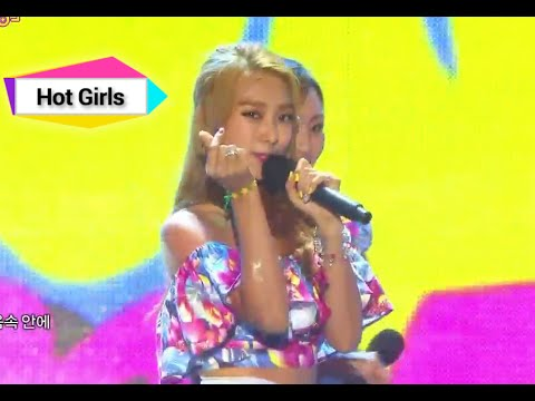 [HOT] SISTAR - TOUCH MY BODY, 시스타 - 터치 마이 바디 Show Music Core 20140816
