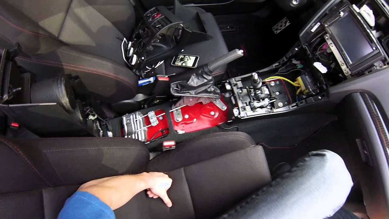 How To Subaru Interior Removal 15 Wrx Sti 12 Impreza 13 Xv 2015 Radio Wiring Harness For Youtube