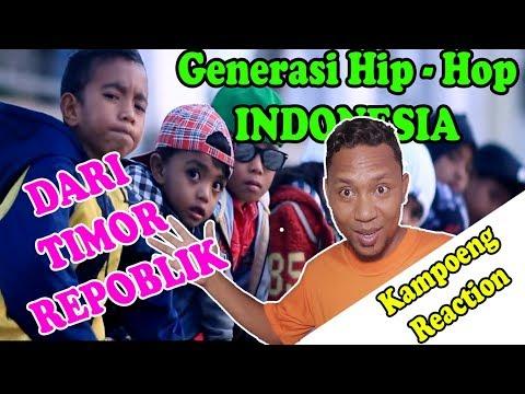 RAPPER CILIK DARI KOTA SOE - RDP GENERATION HIP-HOP | Kampoeng Reaction