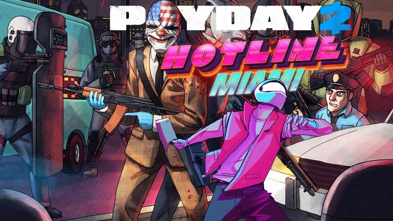 XT Mood Play: Payday 2