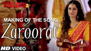 Making of the Song: Zaroorat | Ek Villain | Mithoon | Mustafa Zahid