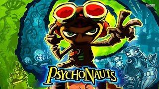 Mentally Prepared for Psychonauts! - #2