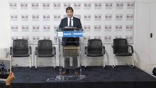 Conférence de Christian Jacob, président du Groupe LR - Mardi 26 mars 2019
