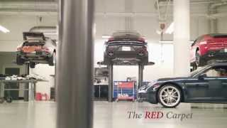 Porsche Macan - Road To Riverside - Episode 1 - The RED Carpet