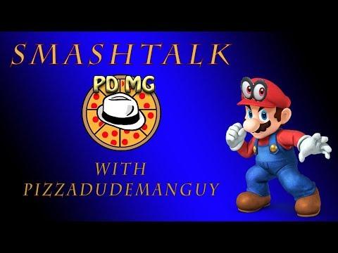 Smashtalk: Representing Mario in Super Smash Brothers Switch