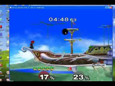 super smash melee 1.02
