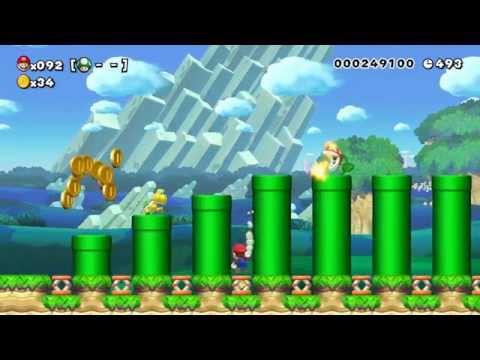 Super Mario Maker: 100 Mario Challenge [Part 1] - Goomba Spider-Man and his Cannon Boo Buddies!