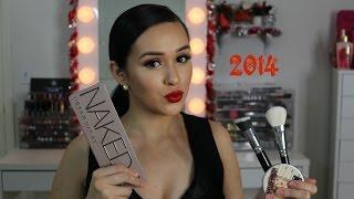 Productos de Belleza Favoritos del 2014 Thumbnail