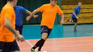 Nocna Liga Futsalu: Rzekunianka Rzekuń - Farmaceuci
