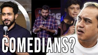 BEST INDIAN STAND UP COMEDIAN OF 2019