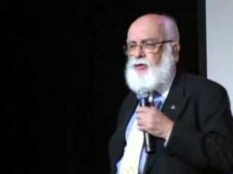 James Randi discusses the Million Dollar Challenge