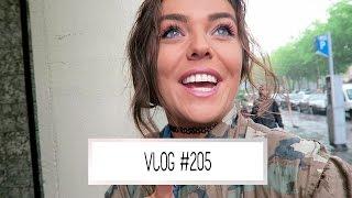VLOG #205 L'OREAL EVENT MET BLAUWE OGEN!