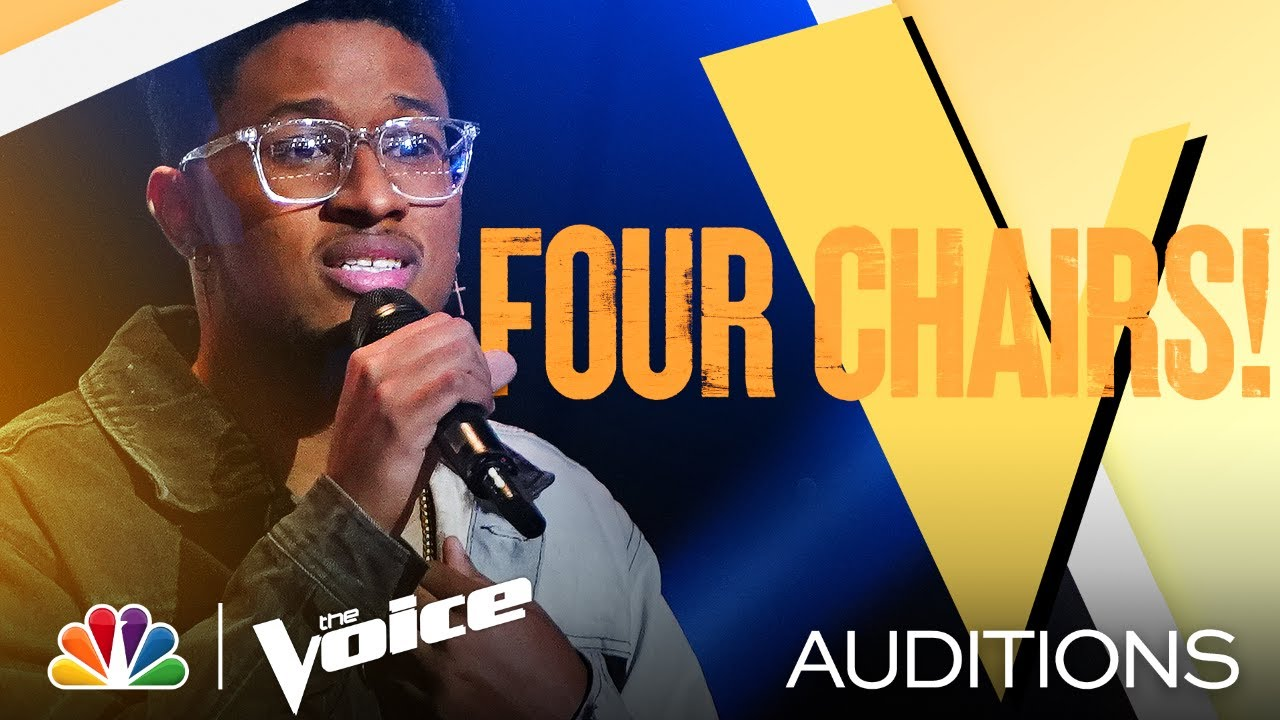 """Download Zae Romeo's Vulnerable Performance of Harry Styles' """"Falling"""" - The Voice Blind Auditions 2021"""