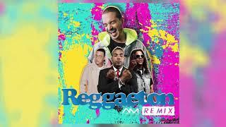 Reggaeton Remix J Balvin, Don Omar, Daddy Yankee Tego Calderon.mp3