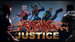 Raging Justice Gameplay PC