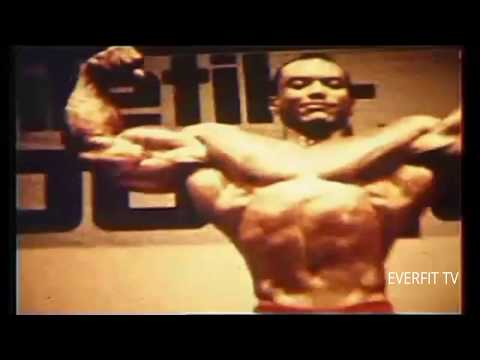SERGIO OLIVA SECOND MR OLYMPIA 1967-68-69.